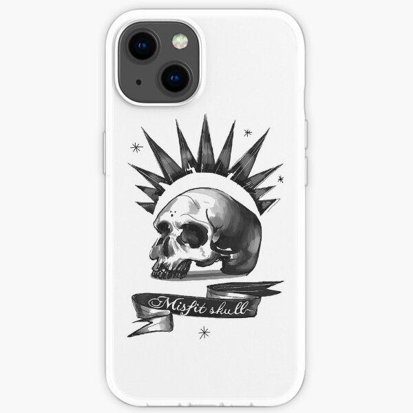 Punk Skull - Life Is Strange iPhone Soft Case