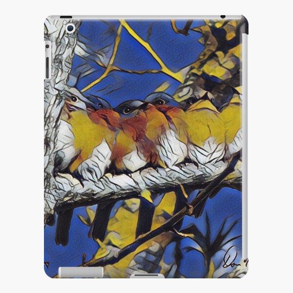 Birds in a tree iPad Snap Case