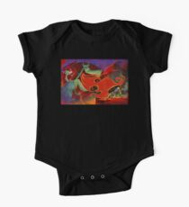 The Princess vs The Dragon Kids Clothes