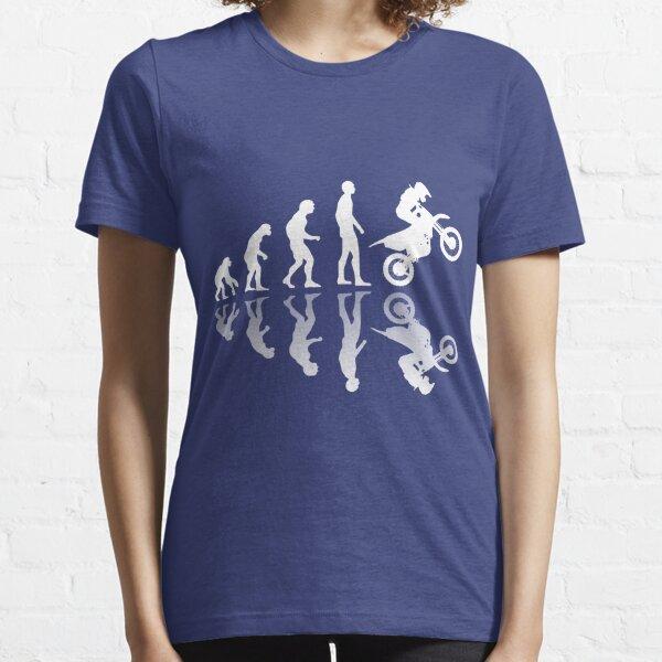 Evolution Motard T-shirt essentiel
