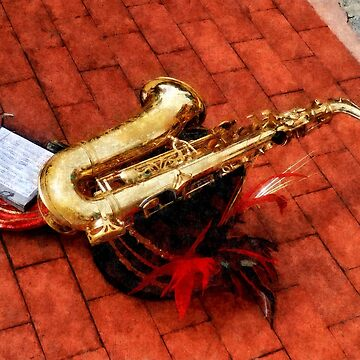 Saxophone Before the Parade by SudaP0408