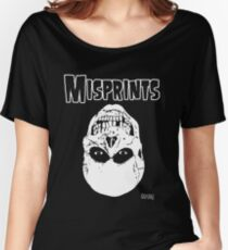 The Misprints Women's Relaxed Fit T-Shirt