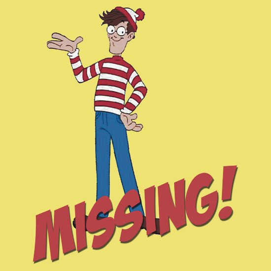 TShirtGifter presents: Wheres Wally!