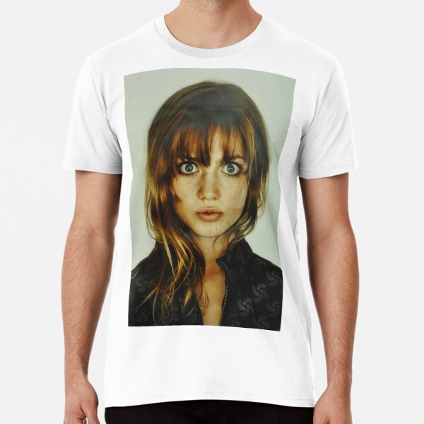 big eyes girl Premium T-Shirt