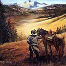 Wolfcreek Pass by Susan  Bergstrom