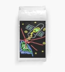 Ion Cannon Duvet Cover