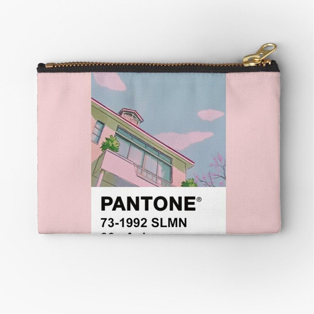 PANTONE 90s Anime Zipper Pouch