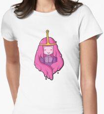 Camiseta entallada para mujer dulce princesa