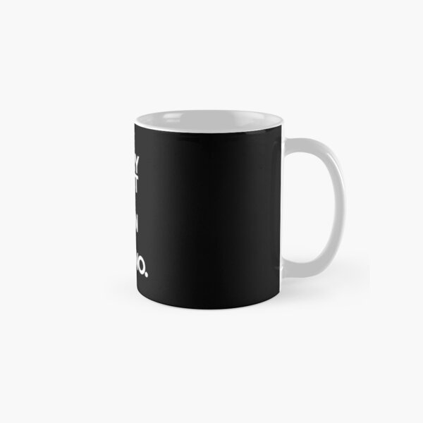 Don´t worry about Life. Listen to Techno #2 Tasse (Standard)