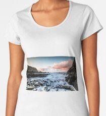 Findlater Beach Women's Premium T-Shirt