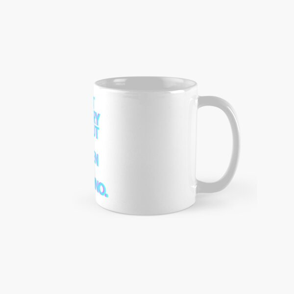 Don´t worry about Life. Listen to Techno #3 Tasse (Standard)