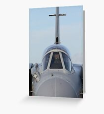 RAF Tornado GR 4 fighter bomber aircraft Greeting Card