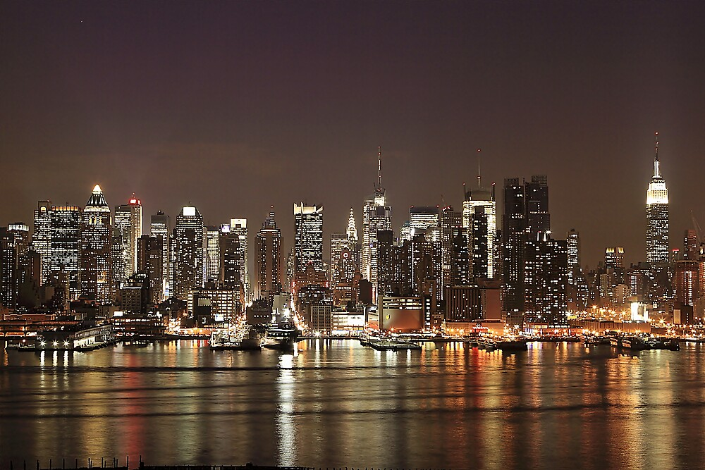 The City That Never Sleeps by pmarella