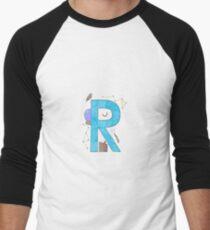blue pride Men's Baseball ¾ T-Shirt