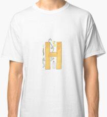 yellow pride Classic T-Shirt