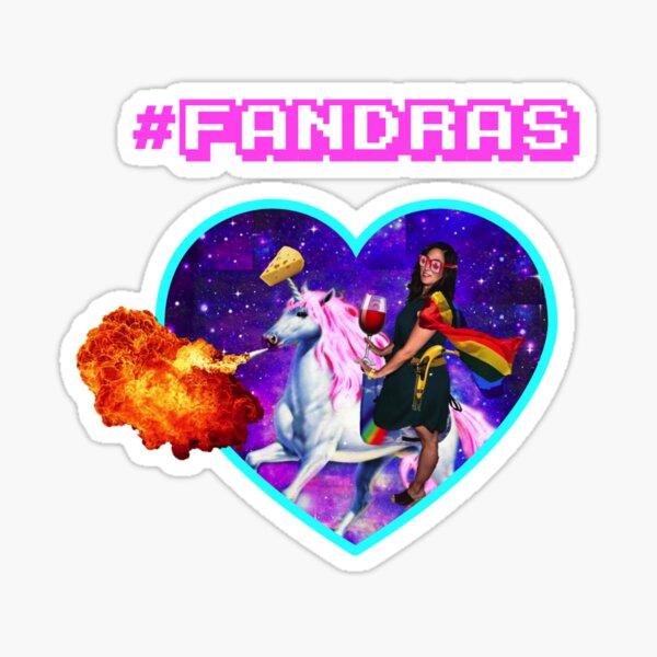 #FANDRAS Sticker