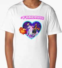 #FANDRAS Long T-Shirt