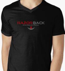 The Expanse: Razorback Racing Division Men's V-Neck T-Shirt