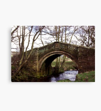 Pack Horse Bridge - Westerdale Canvas Print