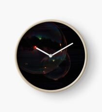 Two Bubbles Clock