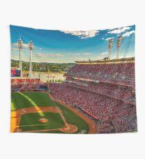 Cincinnati Stadium  Wall Tapestry