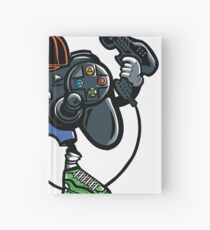 Game On  Hardcover Journal