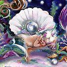 Pearls & Dreams by Robin Pushe'e