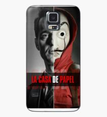 La casa de papel cover Case/Skin for Samsung Galaxy
