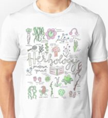 Professor Sprouts Herbology Class Unisex T-Shirt