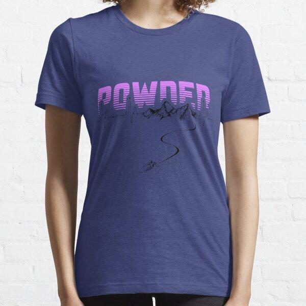 Powder Skiing Essential T-Shirt