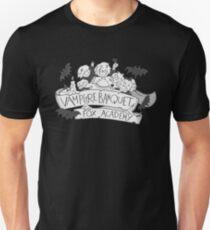 Fox Academy - Vampire Banquet design Unisex T-Shirt
