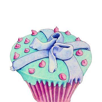 Crooked Cupcake by mrana