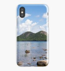 Jordan Pond iPhone Case