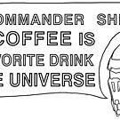 shepard loves coffee by allnightlong