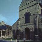 La Basse Oeuvre C10 Beauvais Cathedral France 19840827 0044  by Fred Mitchell