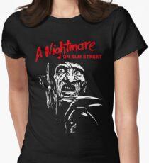 Freddy Krueger Women's Fitted T-Shirt