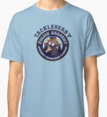TACKLEBERRY - POLICE ACADEMY MOVIE  Classic T-Shirt
