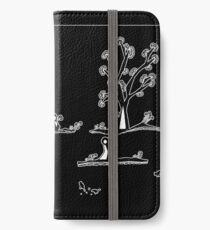 Maidens in the Field iPhone Wallet/Case/Skin