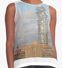 Modern Architecture, Lower Manhattan, New York City Contrast Tank