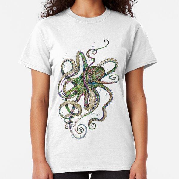 Octopsychedelia Classic T-Shirt
