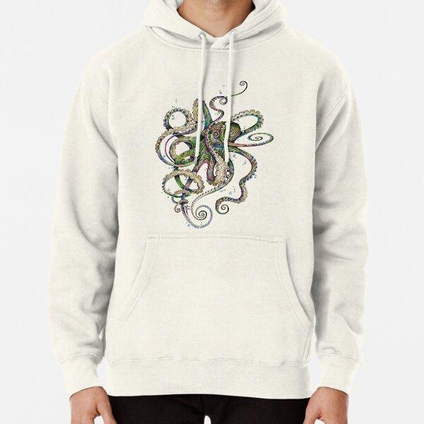 Octopsychedelia Pullover Hoodie