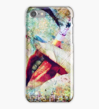 """Smoking"" iPhone Case/Skin"