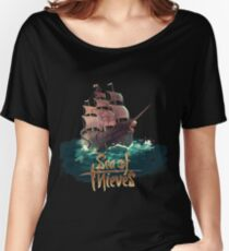 Sea of Thieves Ship Women's Relaxed Fit T-Shirt