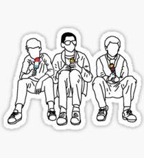 Freaks and Geeks - geeks Sticker