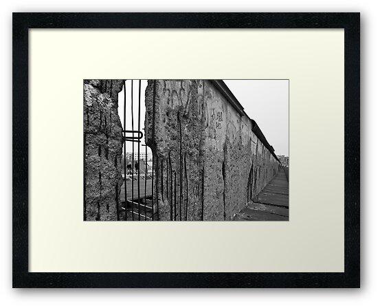 Berlin Wall 1 by dominiquelandau