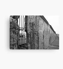 Berlin Wall 1 Metal Print