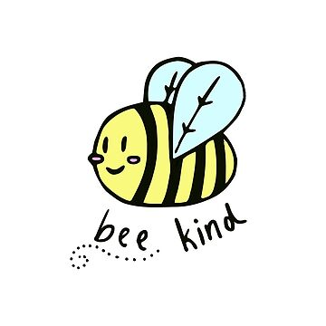 Bee Kind by ColorfulKai