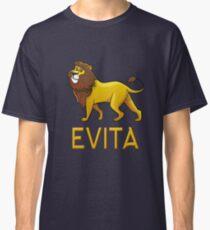 Evita Lion Drawstring Bags Classic T-Shirt