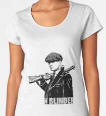 The Peaky fookin Blinders Women's Premium T-Shirt