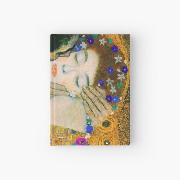 The Kiss by Gustav Klimt Hardcover Journal